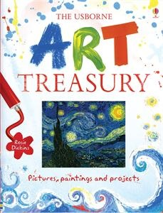 This delightful treasury combines dazzling art from around the world with exciting projects to do that will inspire every young artist. It includes famous European paintings, delicate Japanese prints and traditional African masks, and each work of art is followed by a project influenced by the artist's methods or ideas.