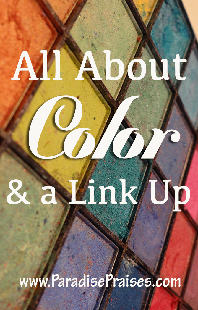 Books about Color at ParadisePraises.com