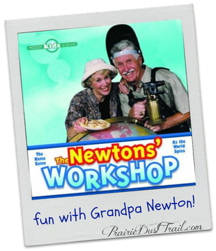 Newton's Workshop: A fun-filled collection of Biblically based, family oriented, live-action videos that help build strong values and a meaningful faith in your child.