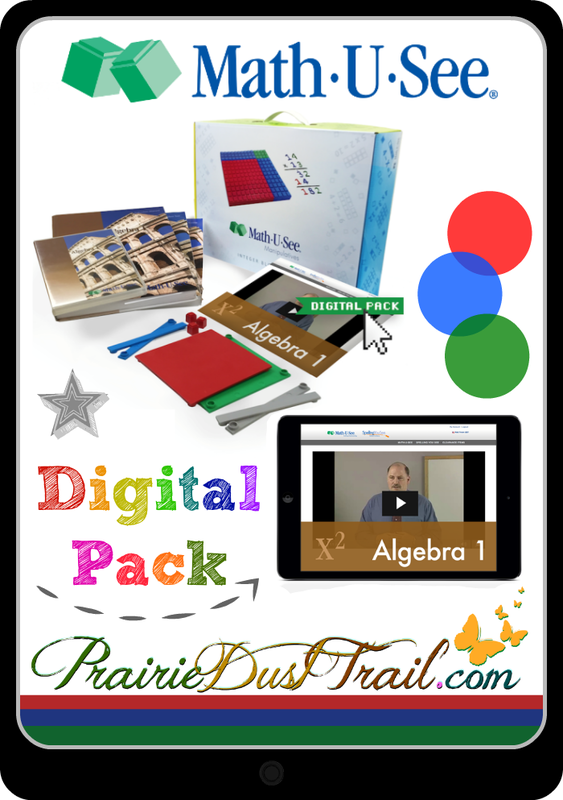 The Digital Packs are a wonderful supplement to the program. They are a 12 month subscription of an enhanced version of the Instructional Packs which include the DVD & Teacher's book. Purchasing the digital pack vs. the manual & dvd saves you about $5 plus there are lots of extras.