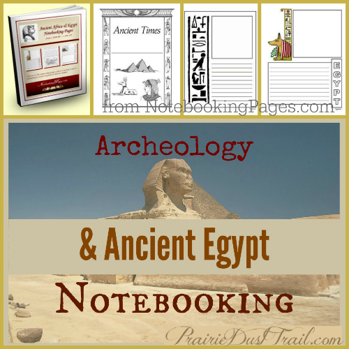 NotebookingPages.com has a WIDE variety of pages that can be used for nearly anything you can imagine.