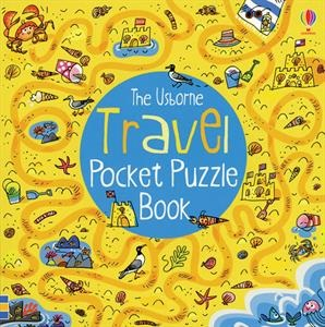 There are over 100 pages packed full of travel-themed activities in this pocket-sized puzzle book - the ultimate boredom buster. Contains mazes, picture puzzles, word searches, number problems and much more (with all of the answers at the back of the book). Great for tossing into a backpack or suitcase.