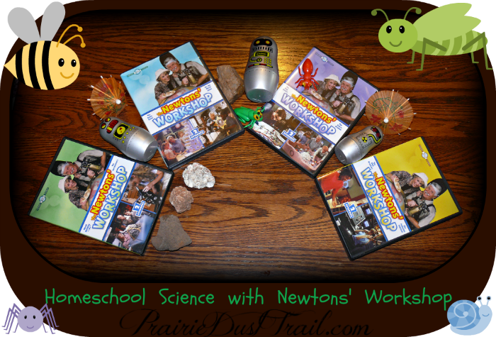 You'll be amazed at the adventures in Grandpa Newton's workshop! These are inspiring activities that will make your children want to get out the playdough and pipe cleaners.
