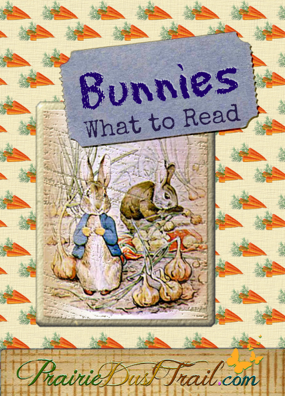 Bunnies are so much fun. Beatrix Potter is definitely my all time favorite author of