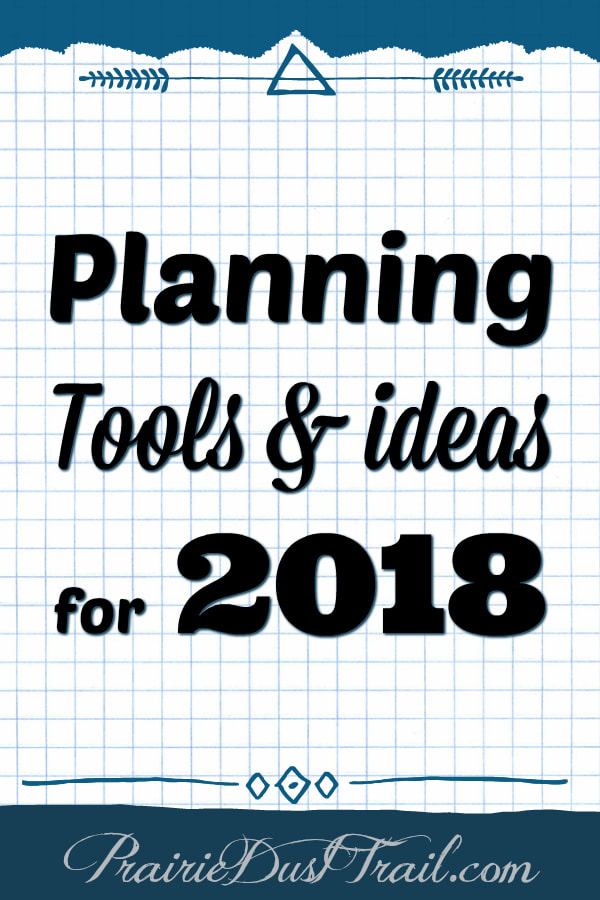 ​I'm looking forward to this year. It has to be better than last year. At least I'm choosing to have a positive attitude about it. I have some ideas and a few things to help me start the year off right. Planning is important. Not just planning, but goal setting is an important part of success.