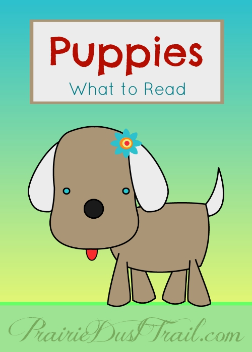 Puppies are a great way to teach children responsibility.