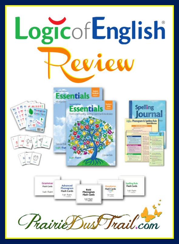 Each aspect of this program works for multiple levels, making it wonderful for large families. Essentials covers phonics, vocabulary, spelling, grammar & basic composition taught in a logical approach to encourage critical thinking.