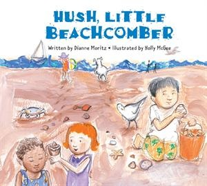 Hey, little beachcomber, what do you say? Let's take a trip to the beach today! Cold root beer at the pier, seagulls, quick dips, beach-sand pies... Hush, little beachcomber, don't say a word... Just enjoy the day! This delightful beach excursion travels through the rhythm of a familiar refrain and simply begs to be read aloud.