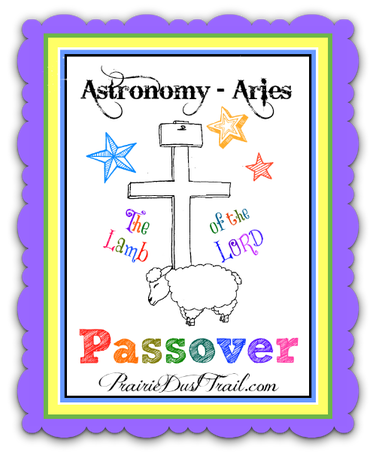 Passover Stars Aries The Lamb of GOD