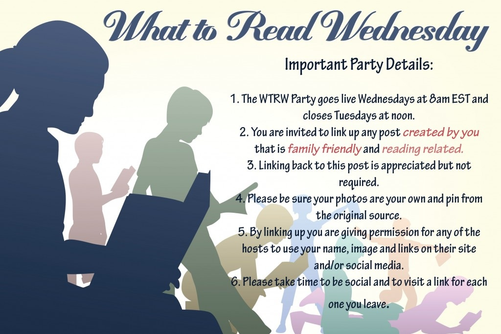 What to Read Wednesday Linky Party