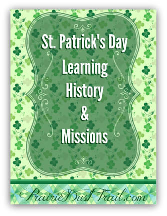 St. Patrick's Day is a day to remember not only Irish history, but also missionaries around the world in the past and present.