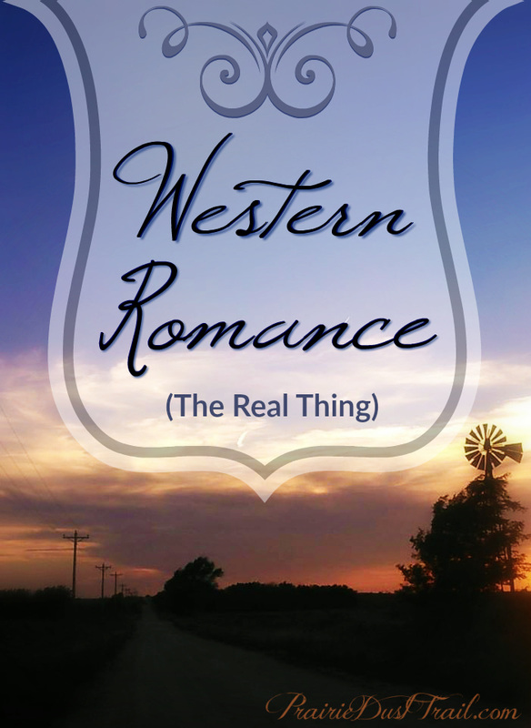 Real Western Romance is having a very real relationship with