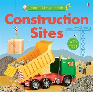 What are the builders doing today? What's happening at the building site? Find out by lifting all the flaps in this delightful board book. ages 3 & up