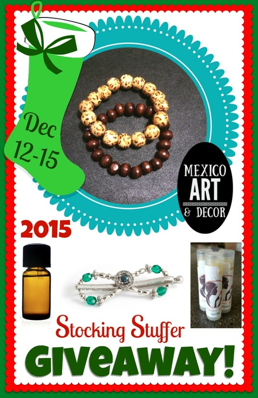 Christmas 2015 Stocking Stuffer Giveaway