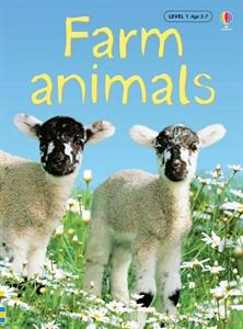 How do pigs keep cool? Why do farmers shear their sheep? Which farm animals live underwater? In this book you'll find the answers and lots more facts about farm animals around the world.