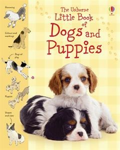 Explore the world of dogs and puppies in this charming little book full of delightful doggy facts, and tips for young owners.