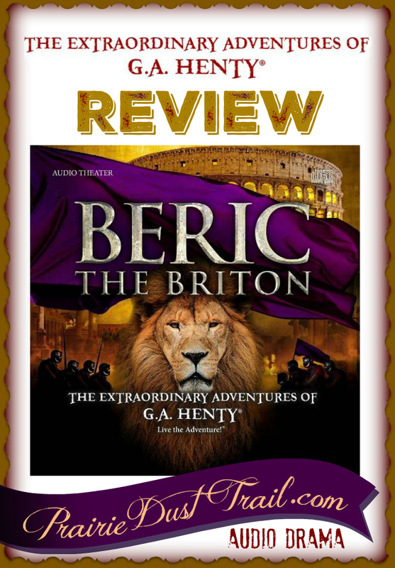 The story of Beric The Briton is an awesome hero story. Children will learn the difficulties that people went through during the time of the Roman tyrant Nero. The atrocities of history were softened through a story of friendship, heroic honor, and love.