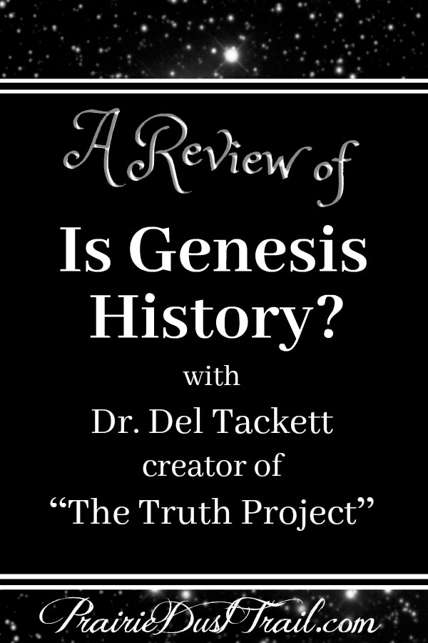 IS GENESIS HISTORY? features over a dozen scientists and scholars explaining how the world intersects with Genesis. From rock layers to fossils to lions to stars, this fascinating film will change the way you see the world.