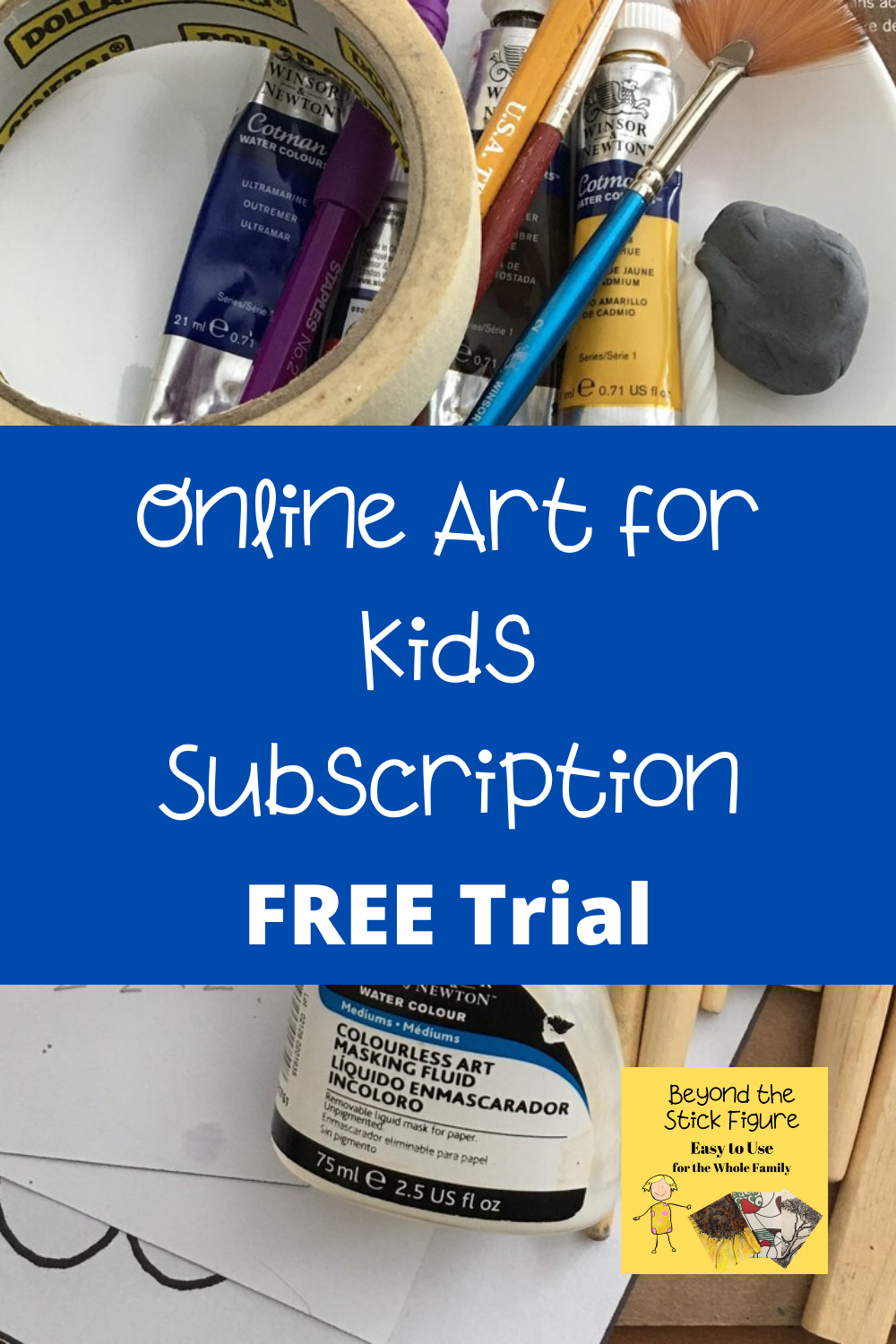 Do your children love art? Do you wish you knew how to paint and draw so you could be creative with them? Introducing the Online Art for Kids Subscription built for the whole family. Spend quality time together, create amazing masterpieces, and build confidence in your creative skills.